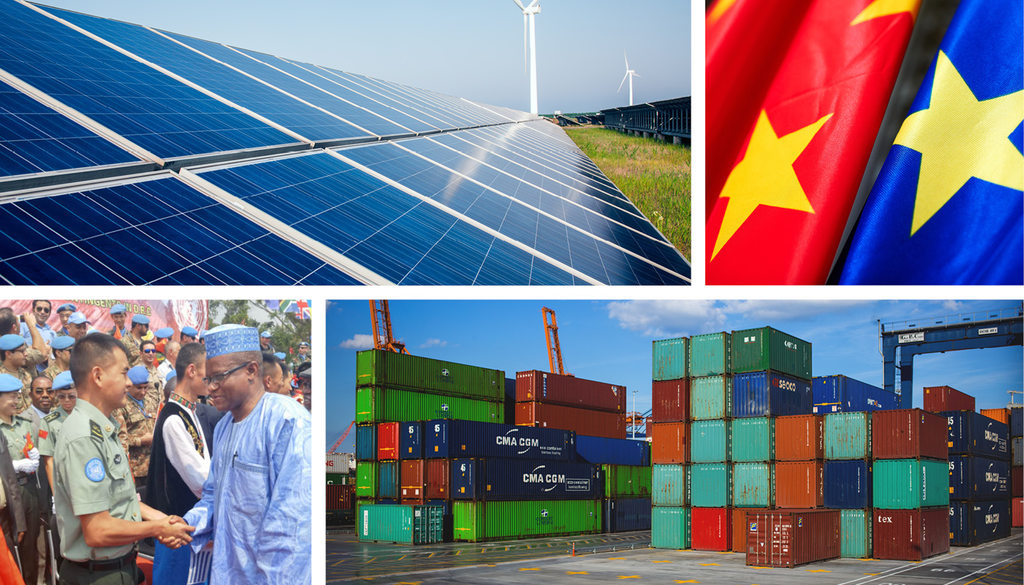 Europe-China forum: Cooperation, competition and the search for common ground