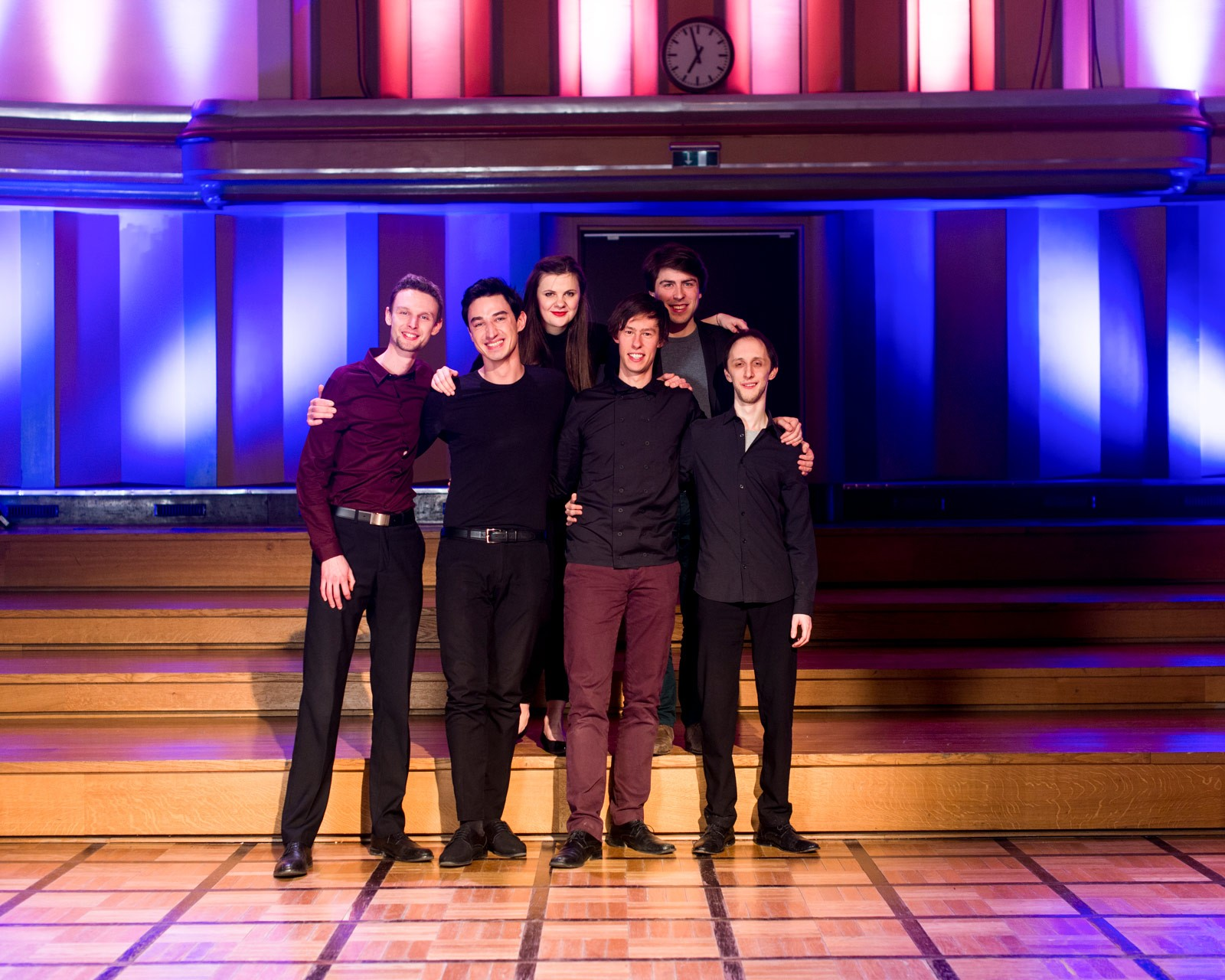 Supernova 2019 Urban piano Quartet
