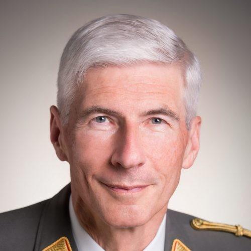 General Robert Brieger
