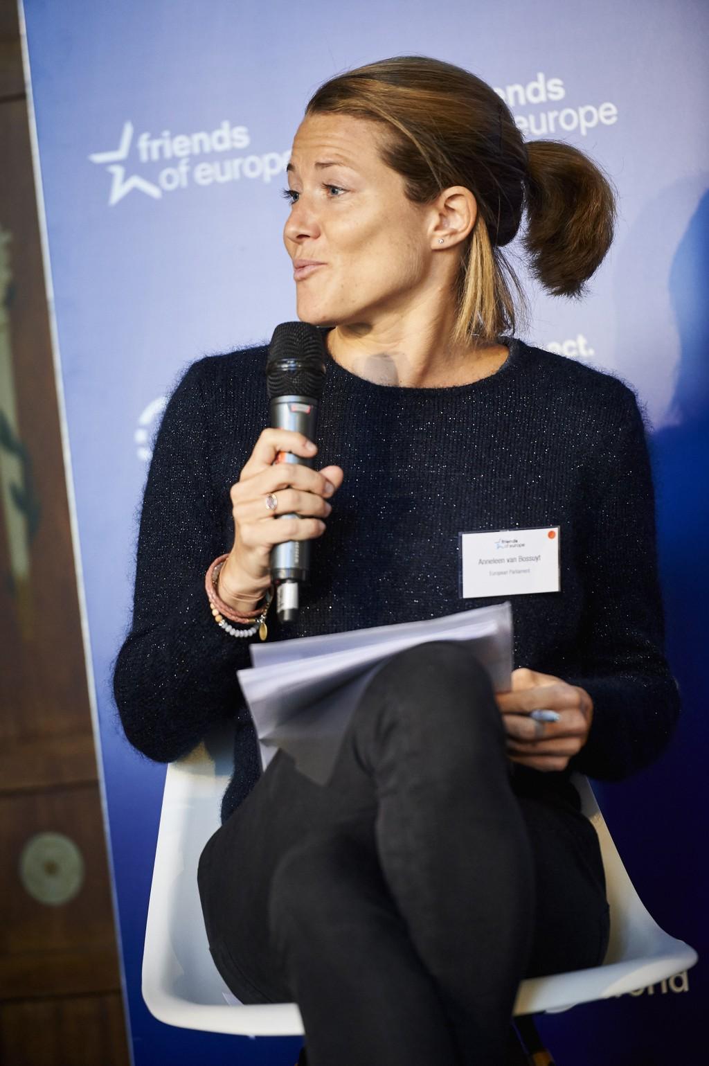 Photo of Anneleen Van Bossuyt