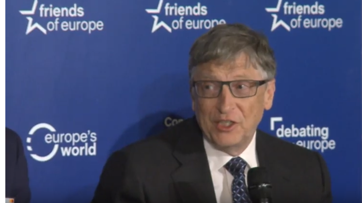 Bill Gates: only through R&D will we beat neglected diseases