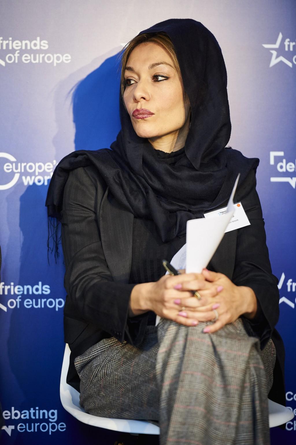 Photo of Malika Hamidi