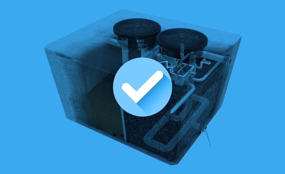 Avantages filtre compact X-Perco