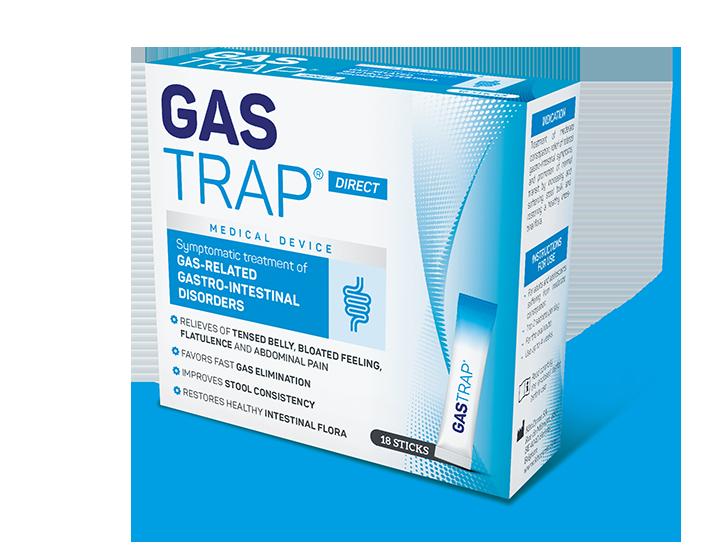 GasTrap Direct Digestive Health Banner