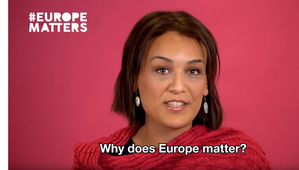 European Young Leaders: Why Europe Matters (3/5)