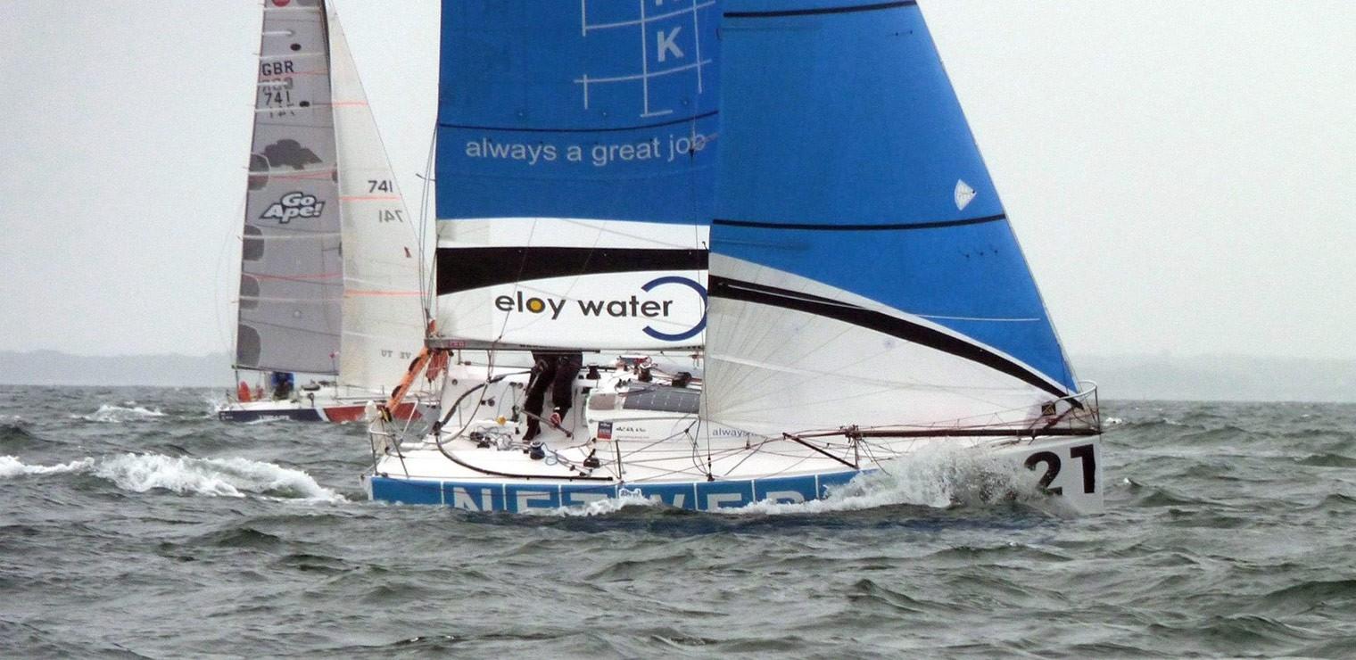 Jonas Gerkens porte les couleurs d'Eloy Water