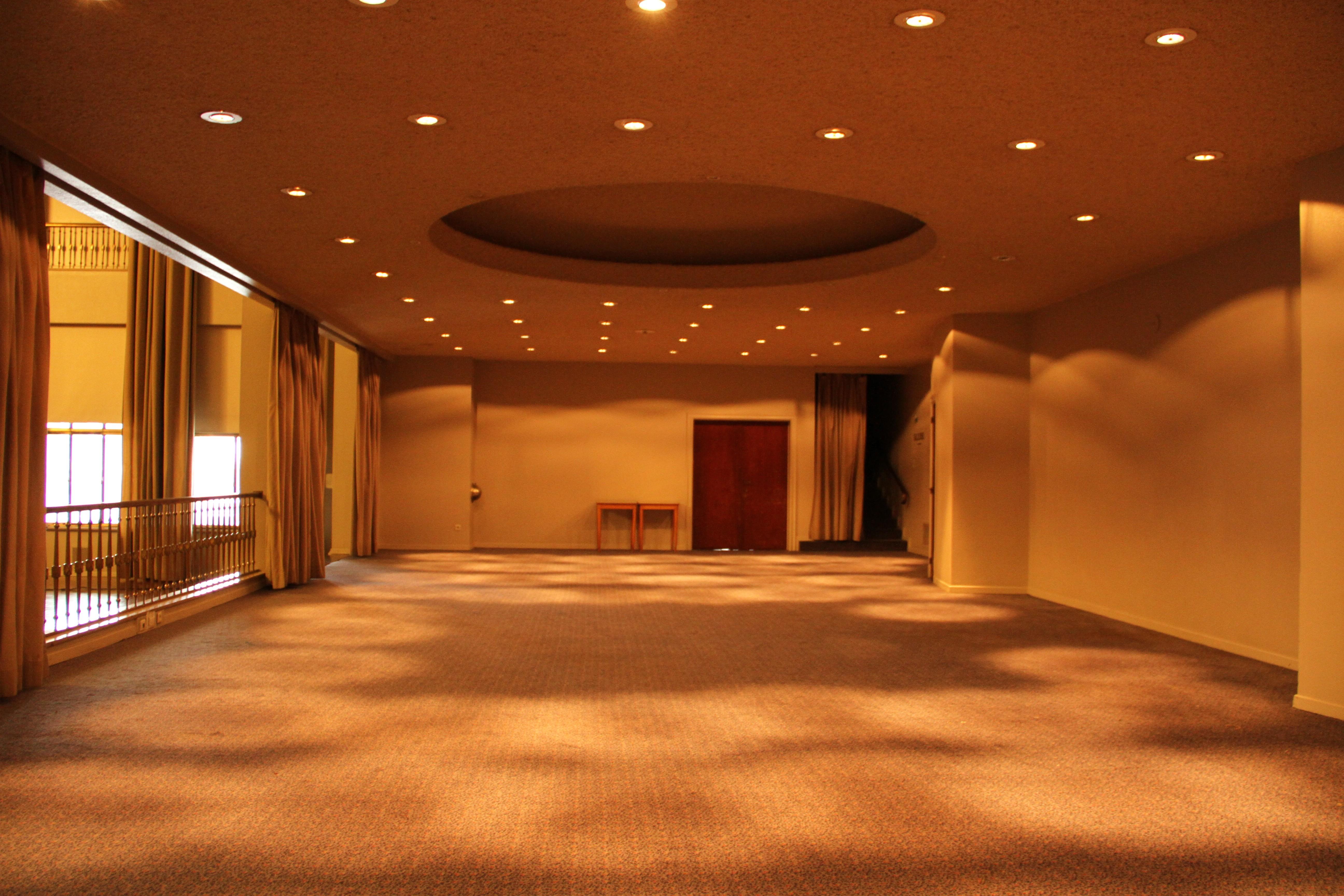 PBA Congrès galerie inférieure