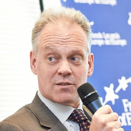 Photo of Gert Jan Koopman