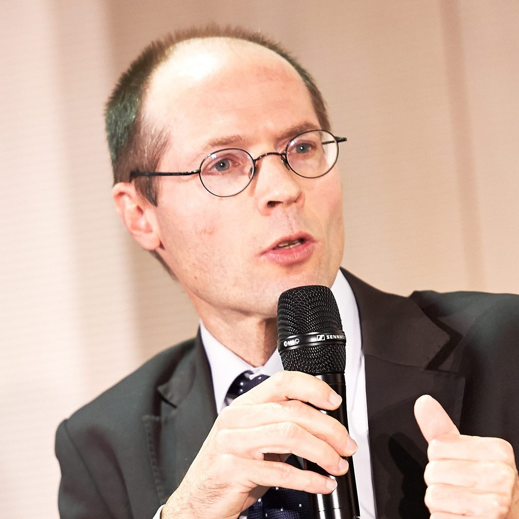 Photo of Olivier De Schutter