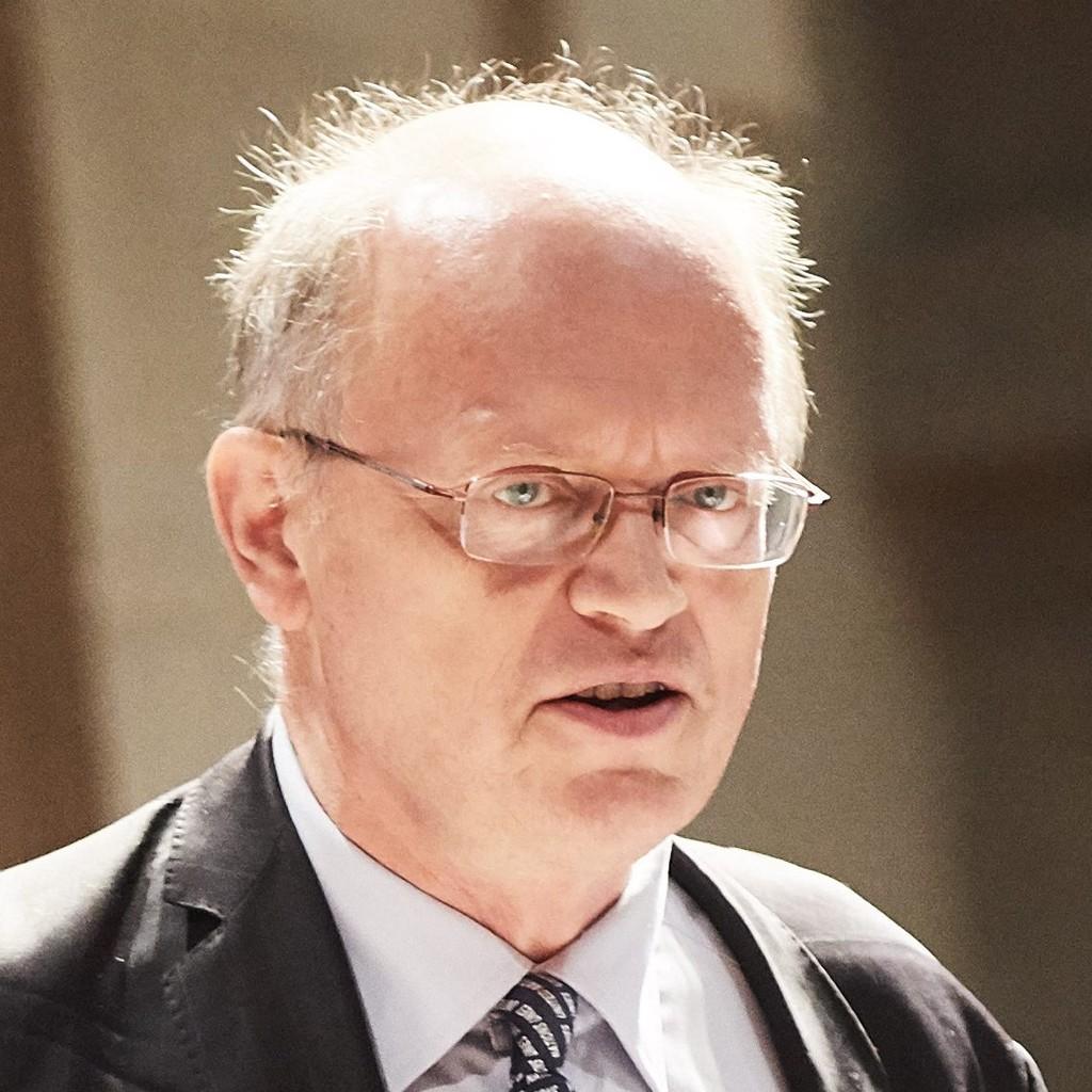 Photo of Jean-Pascal van Ypersele