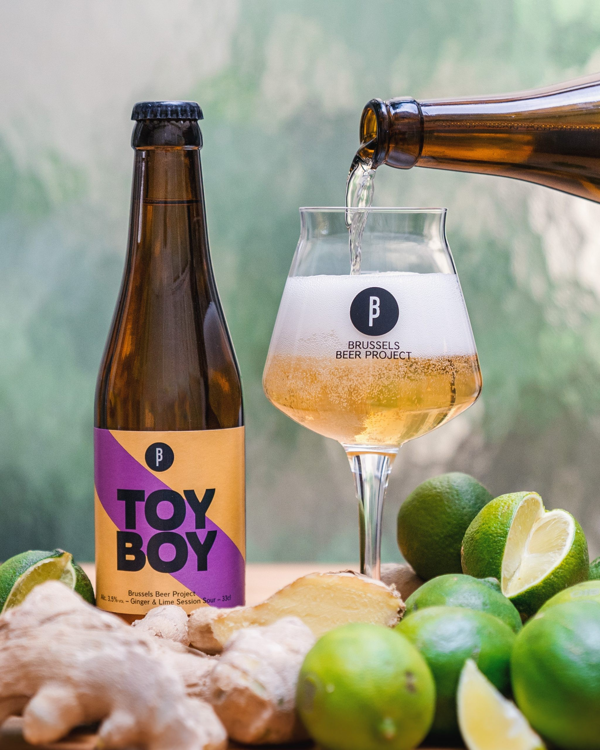 TOY BOY BRUSSELS BEER PROJECT