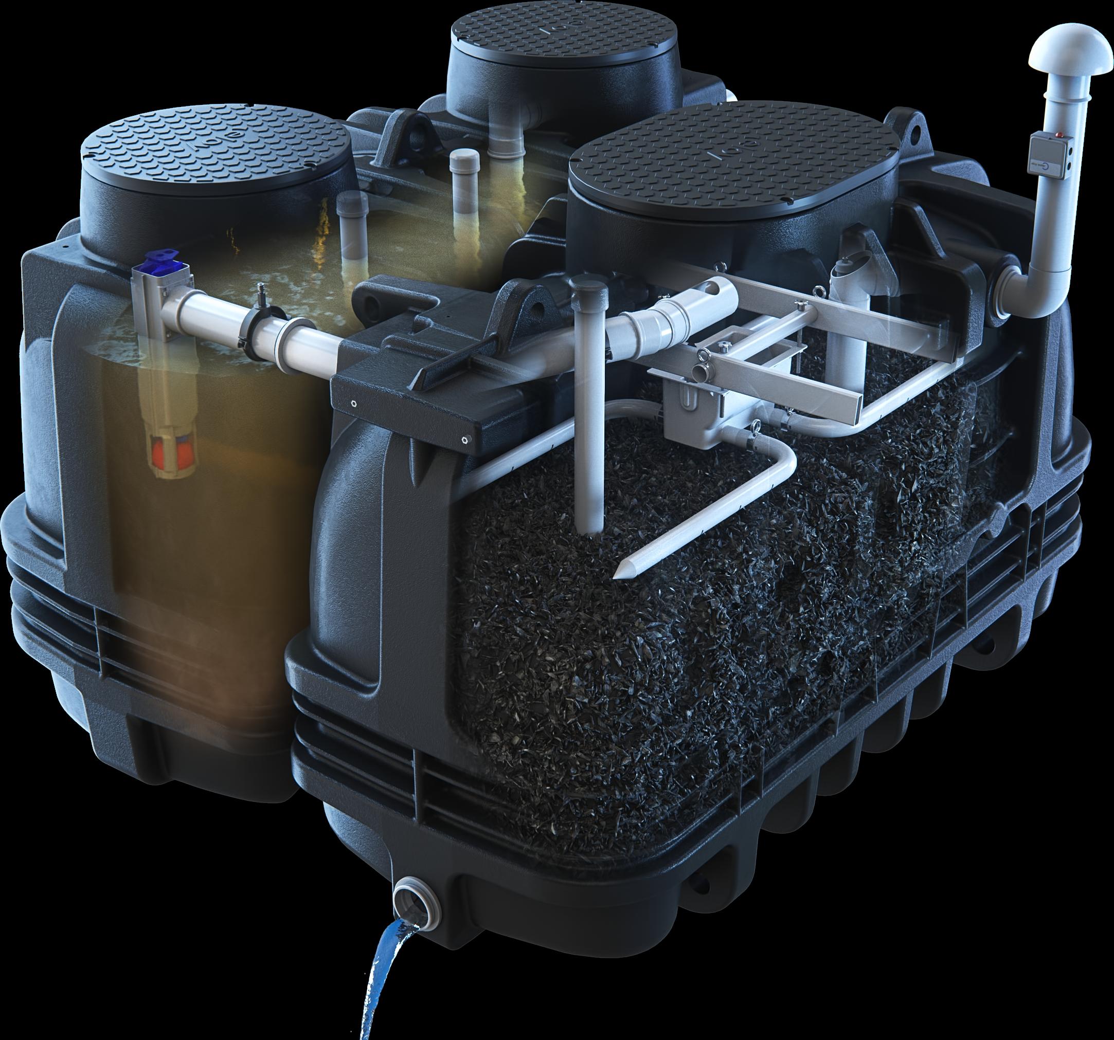 Filtre compact X-Perco R-90