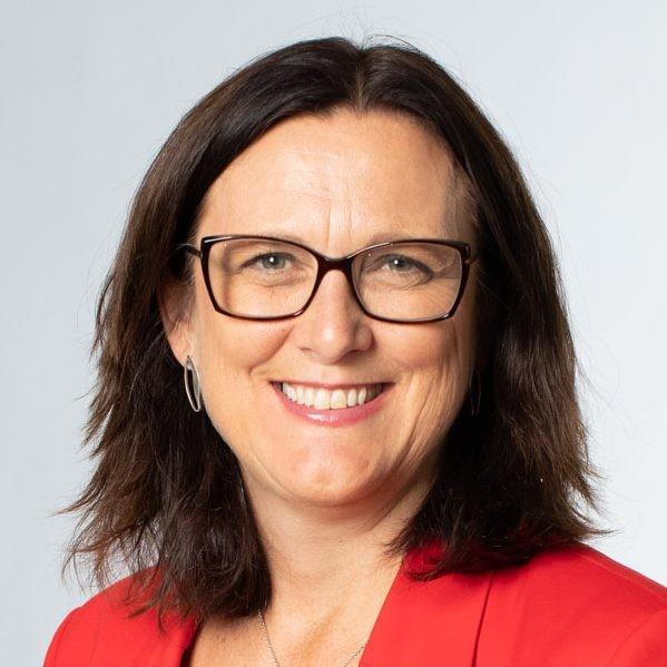 Photo of Cecilia Malmström