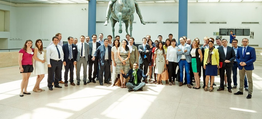 """40 under 40"" - European Young Leaders - Rome Seminar"