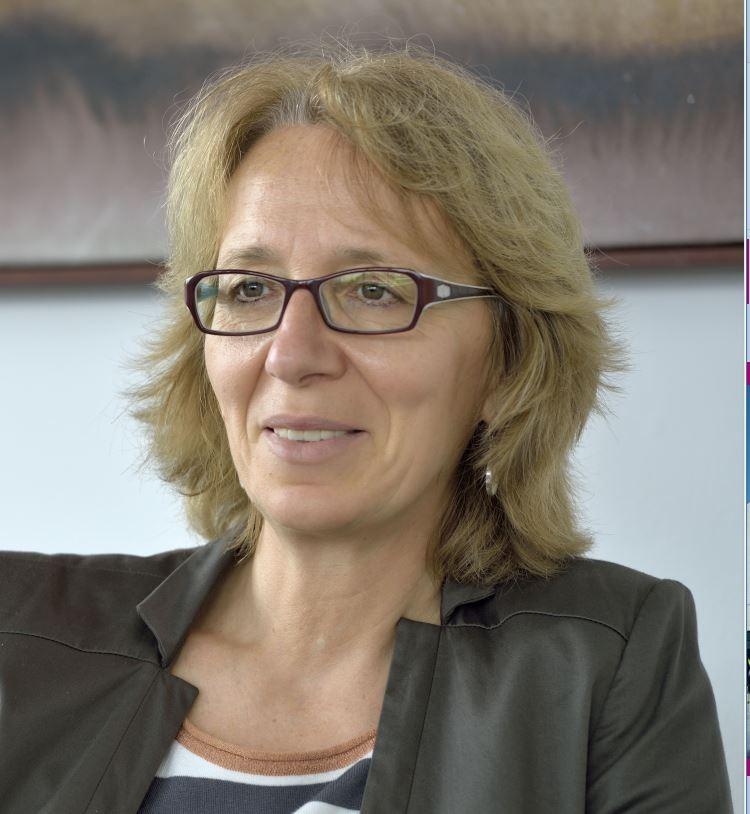 Photo of Sabine Müller