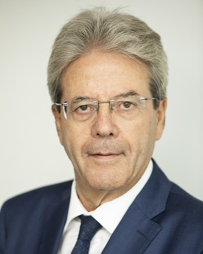 Photo of Paolo Gentiloni