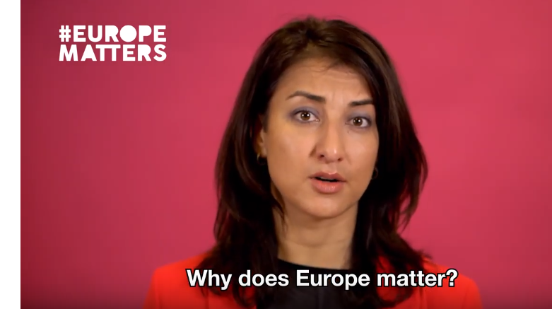 European Young Leaders: Why Europe Matters (4/5)