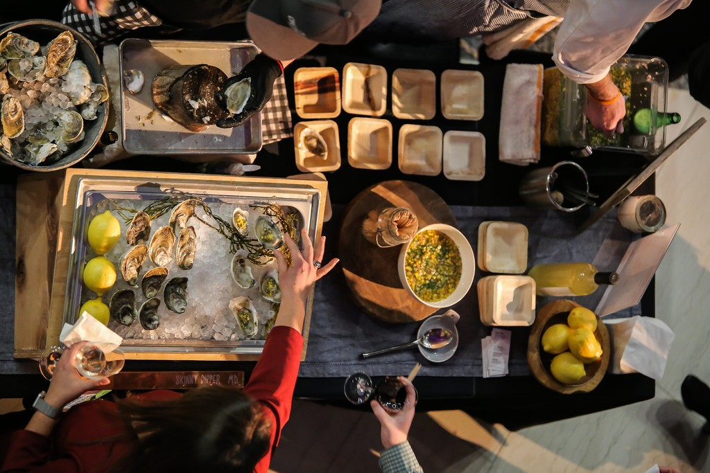Following the summit, guests had an opportunity to see – and taste – the concepts in practice at the Food Forever Experience D.C., featuring dishes from renowned local chefs using ingredients like Blondkopfchen cherry tomato, sunchoke, escarole and white icicle radish.