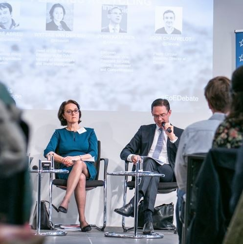 Sharpening EU Leadership in Plastics Recycling