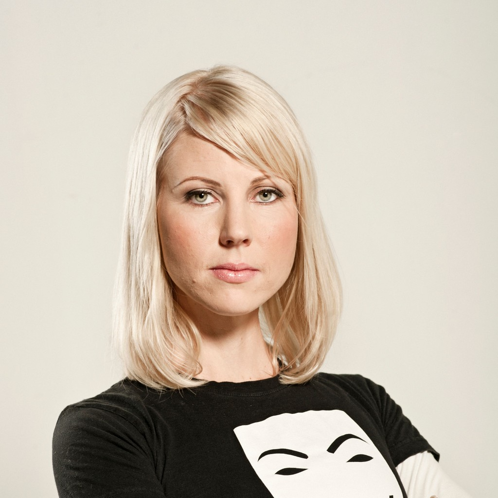 Photo of Jessikka Aro