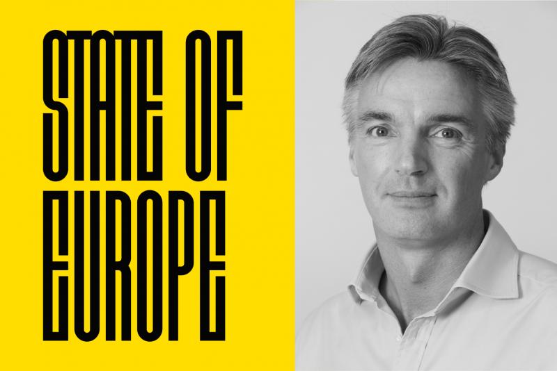 Coca Cola's Tim Brett calls for a better, greener future for Europe