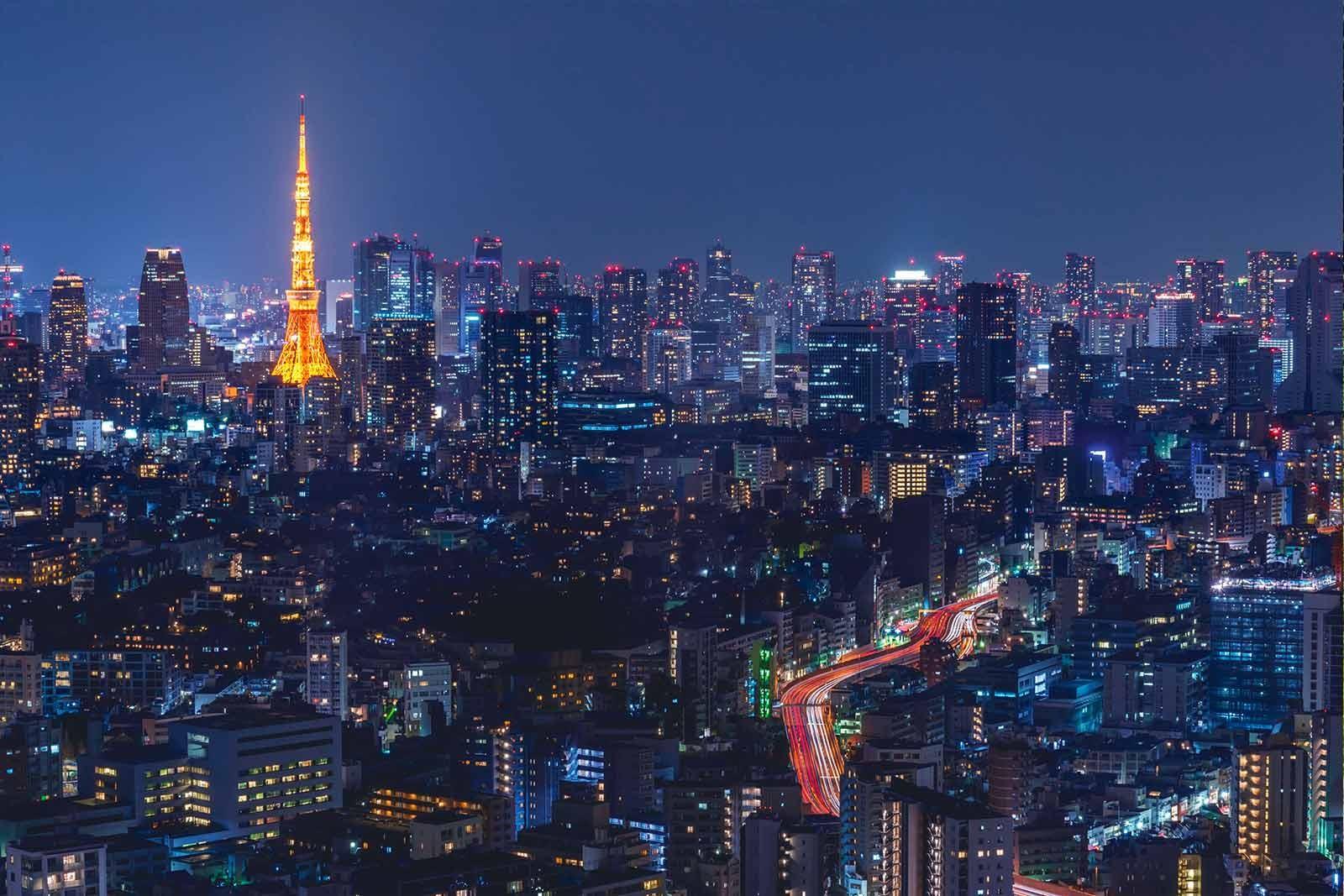 Exploration du monde : Tokyo