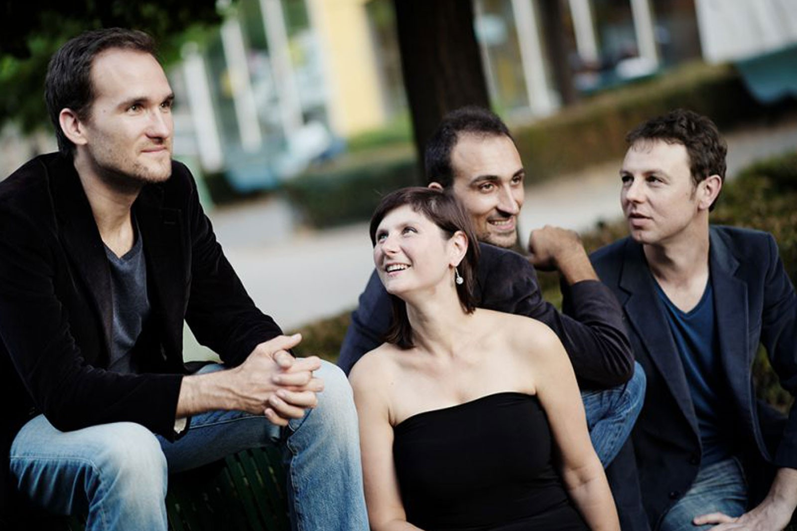 Quatuor Corifeye