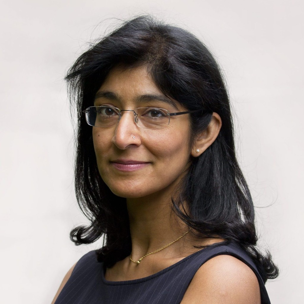 Photo of Aarti Holla-Maini