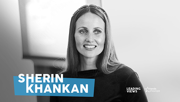 Denmark's first female Imam Sherin Khankan on Islamic feminism & breaking patriarchal structures