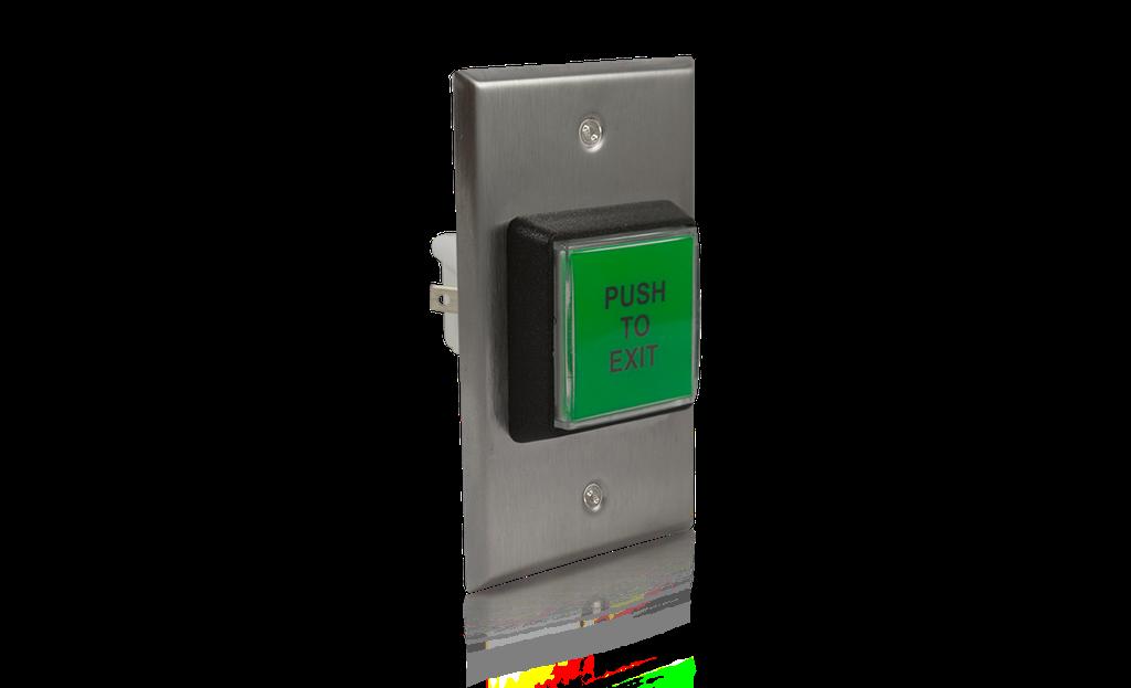access-control-push-button