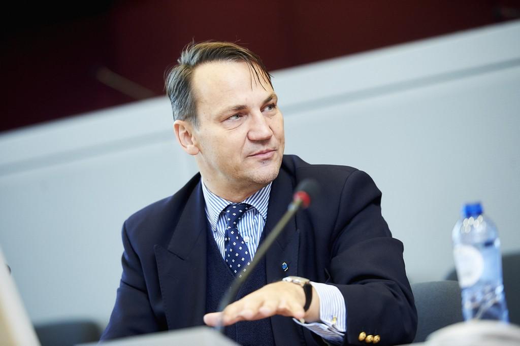 Photo of Radoslaw Sikorski