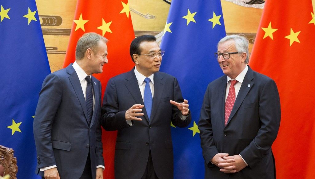 Europe-China: convergence, divergence and the vital space between