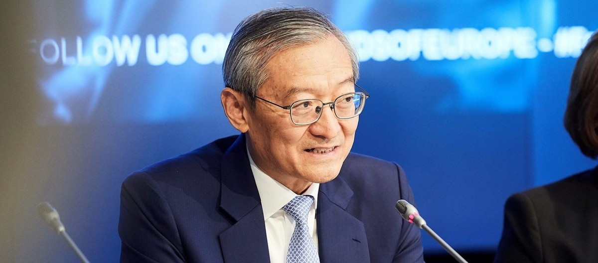 Strategic conversation with Zhang Ming, Ambassador of China to the EU