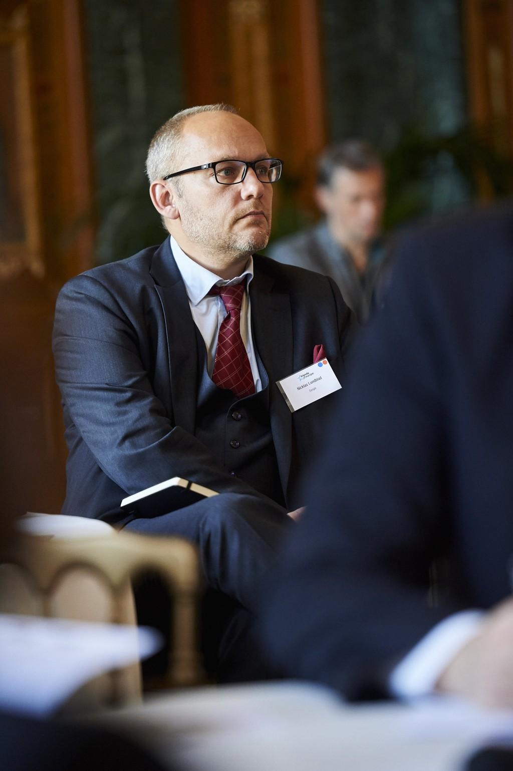 Photo of Nicklas Lundblad